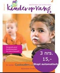 Kinderopvang vaktijdschrift