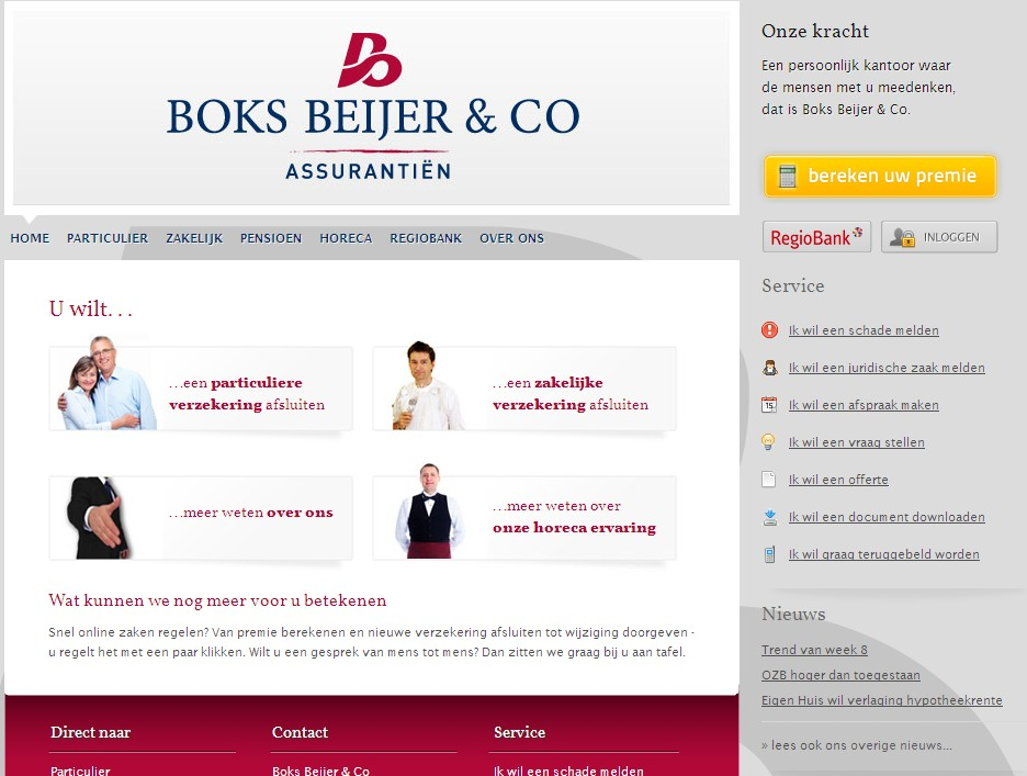 Boks Beijer & Co