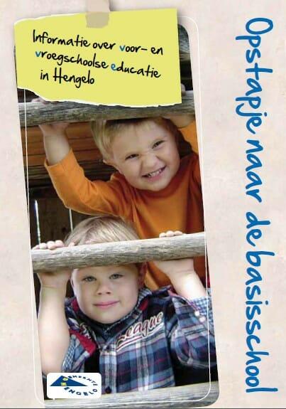 Gemeente Hengelo folder