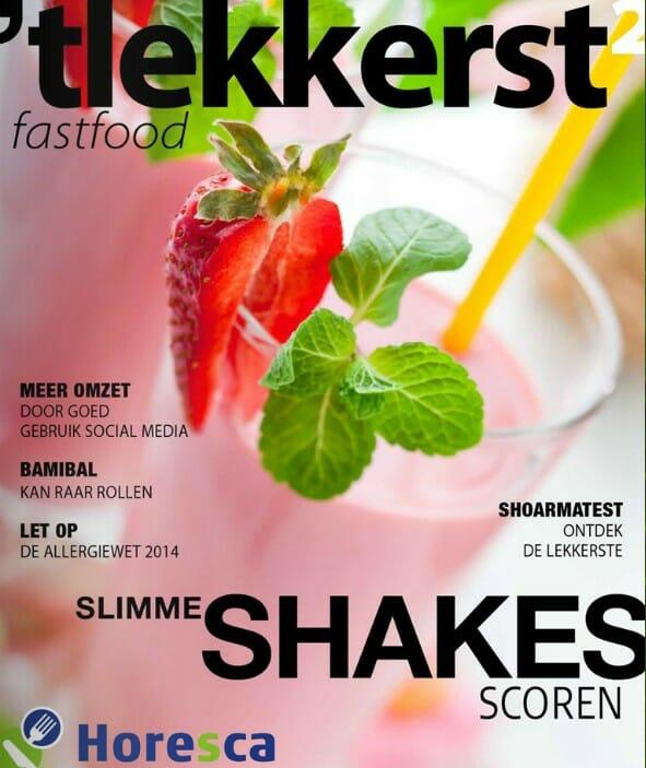 Horesca Shake magazine