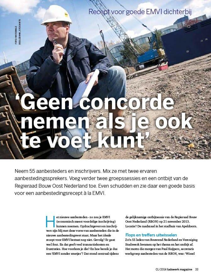 Bouwend NL Regio Oost