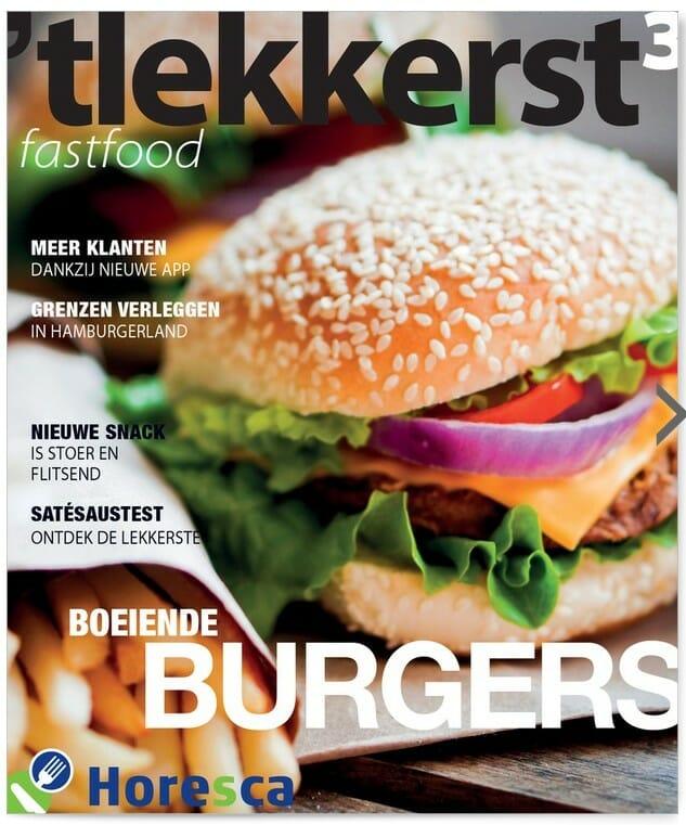 Horesca snackmagazine '14