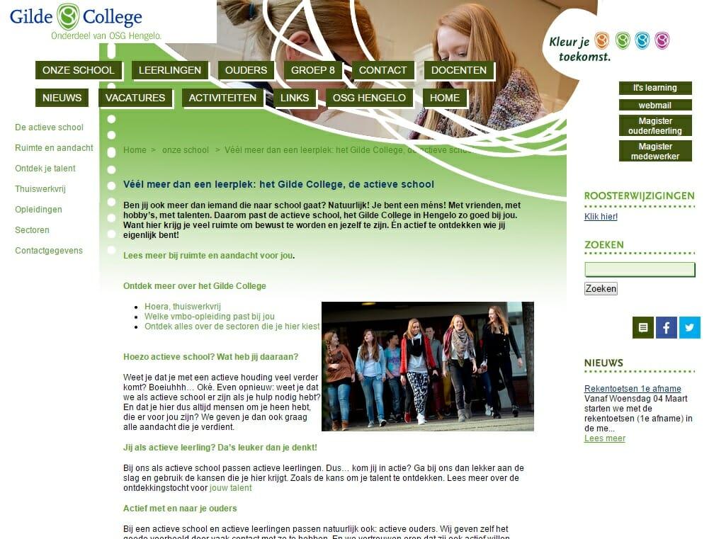 Gilde College