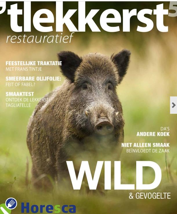 Horesca excl.magazine nov '15
