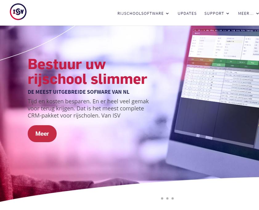 ISV Rijschoolsoftware