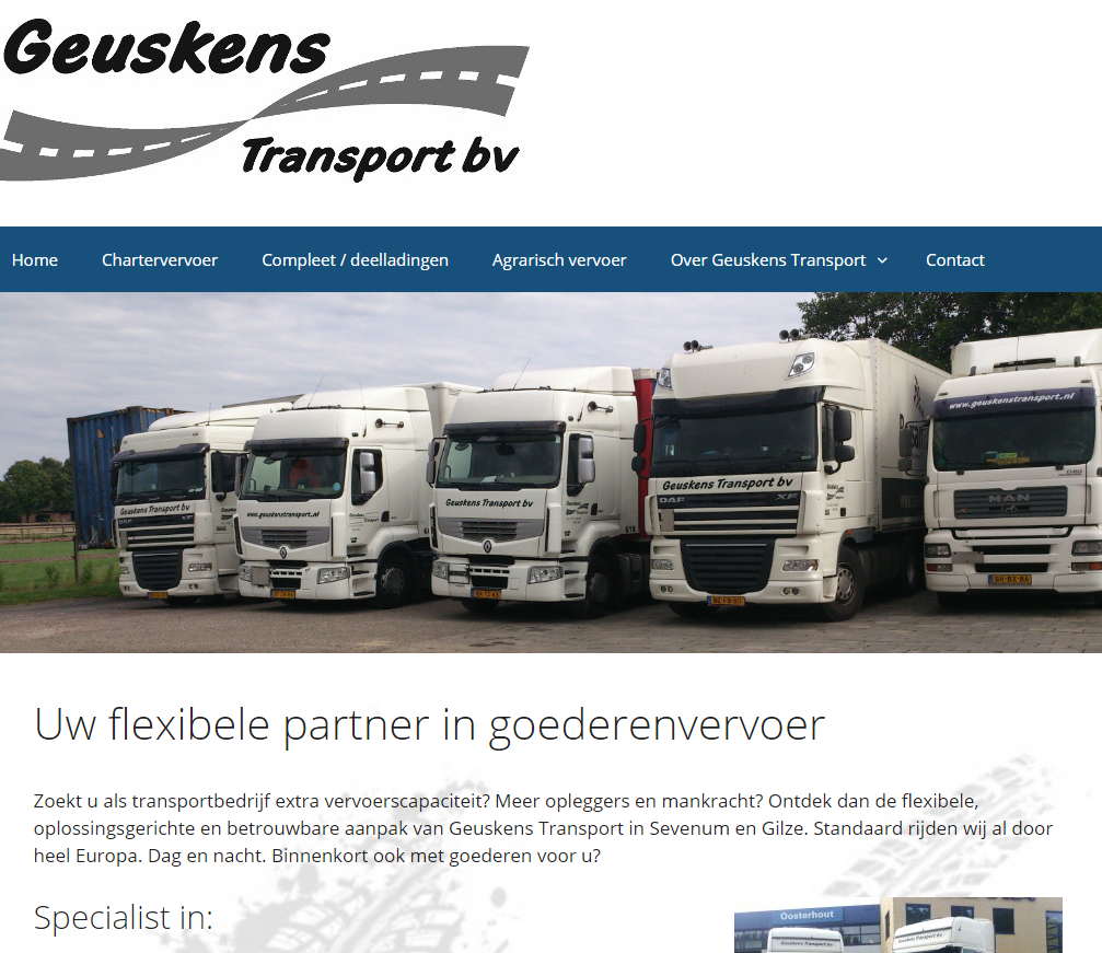 Geuskens Transport