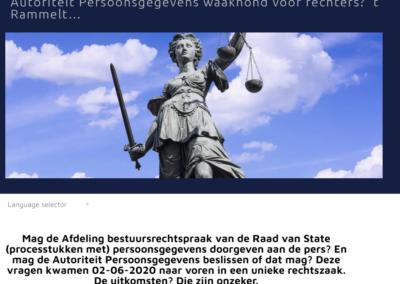 Hoogendoorn Persbericht